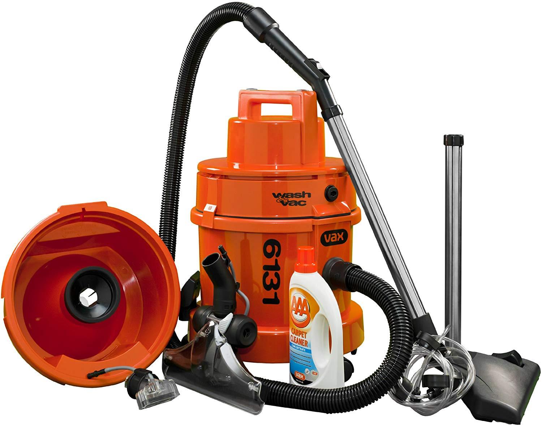 Vax 6131 Aspirateur Multifonctions 3 en 1 Shampouineur de moquette - Poussière Liquide Tissus